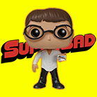 2015 Funko Pop Superbad Vinyl Figures