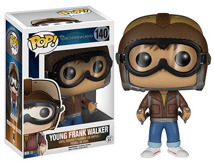 2015 Funko Pop Tomorrowland 140 Young Frank Walker