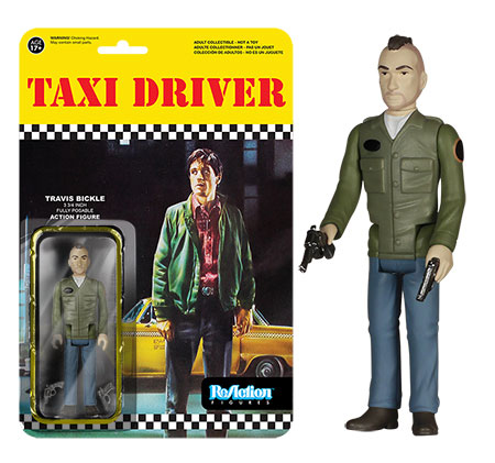 2015 Funko Taxi Driver ReAction Figures 1