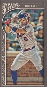 2015 GQ Mini Var 6 David Wright