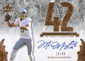 Marcus Mariota Rookie Cards Guide and Checklist 51