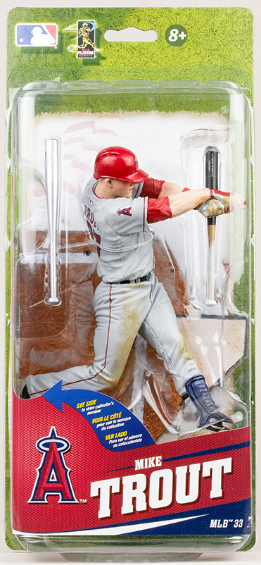 2015 McFarlane MLB 33 Mike Trout Variant