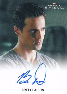2015 Rittenhouse Marvel Agents of SHIELD Season 1 Autographs Gallery 15