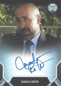 2015 Rittenhouse Marvel Agents of SHIELD Season 1 Autographs Gallery 32