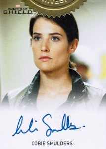 2015 Rittenhouse Marvel Agents of SHIELD Season 1 Autographs Gallery 17