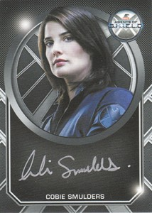 2015 Rittenhouse Marvel Agents of SHIELD Season 1 Autographs Gallery 37