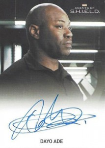 2015 Rittenhouse Marvel Agents of SHIELD Season 1 Autographs Gallery 18