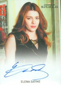 2015 Rittenhouse Marvel Agents of SHIELD Season 1 Autographs Gallery 6