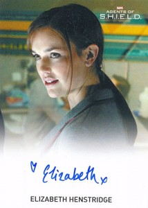2015 Rittenhouse Marvel Agents of SHIELD Season 1 Autographs Gallery 19
