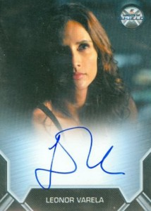 2015 Rittenhouse Marvel Agents of SHIELD Season 1 Autographs Gallery 30