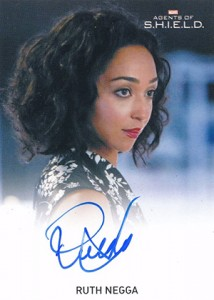 2015 Rittenhouse Marvel Agents of SHIELD Season 1 Autographs Gallery 24