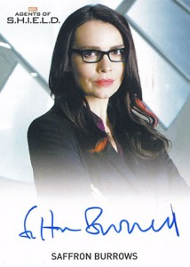 2015 Rittenhouse Marvel Agents of SHIELD Season 1 Autographs Gallery 12