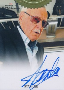 2015 Rittenhouse Marvel Agents of SHIELD Season 1 Autographs Gallery 25