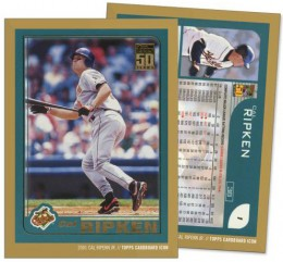 2015 Topps Cardboard Icons Baseball Cards 6