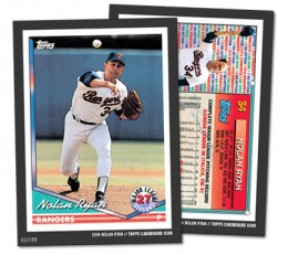 2015 Topps Cardboard Icons Baseball Cards 9