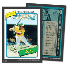 2015 Topps Cardboard Icons Baseball Cards 7