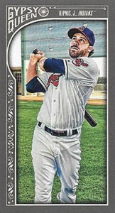 2015 Topps GQ Mini Var 139 Jason Kipnis