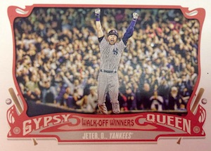 2015 Topps Gypsy Queen Baseball Cards 38