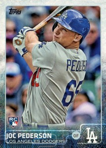 Joc Pederson Rookie Cards and Key Prospect Cards Guide 8