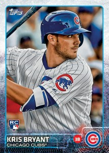 Kris Bryant Rookie Card Gallery and Checklist 3
