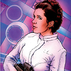 2015 Topps Star Wars Celebration Empire Strikes Back Illustrated Promo Set