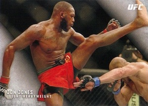 2015 Topps UFC Knockout Trading Cards 22