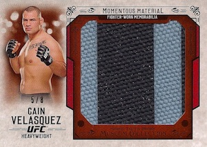 2015 Topps UFC Knockout Trading Cards 30