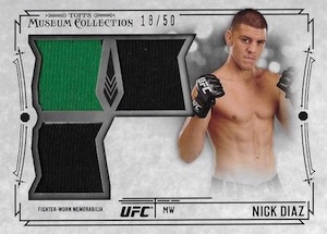 2015 Topps UFC Knockout Trading Cards 33