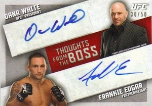 2015 Topps UFC Knockout Trading Cards 34