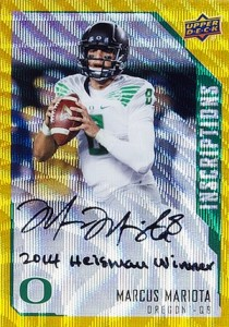 Marcus Mariota Rookie Cards Guide and Checklist 60