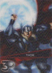 2015 Upper Deck Marvel 3D Trading Cards 20