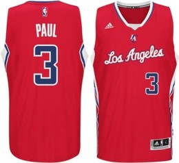 Chris Paul Los Angeles Clippers 2014-15 jersey