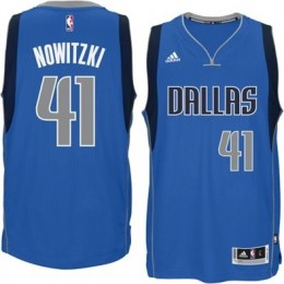 Dirk Nowitzki Dallas Mavericks 2014-15 jersey