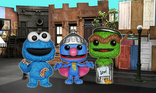 Funko Pop Sesame Street Vinyl Figures Guide and Gallery 1