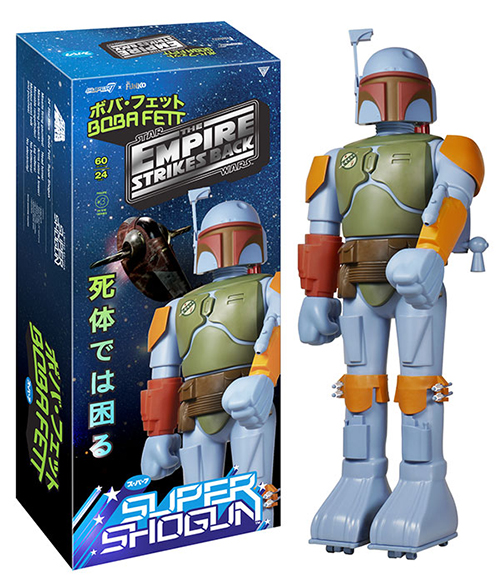 Funko Star Wars Super Shogun Boba Fett