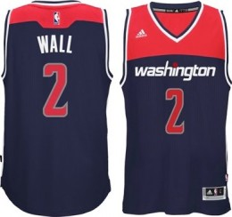 John Wall Washington Wizards 2014-15 jersey
