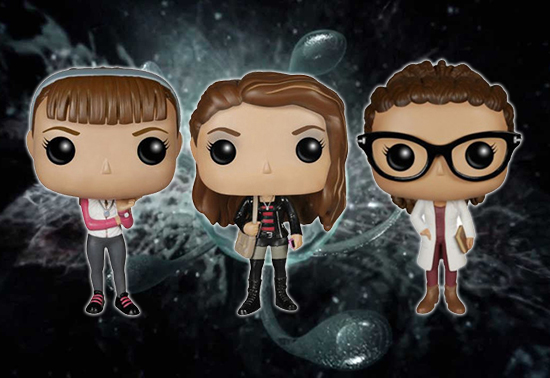 Funko Pop Orphan Black Vinyl Figures 1
