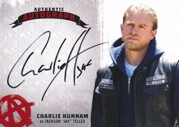 Sons of Anarchy S45 Auto Charlie Hunnam