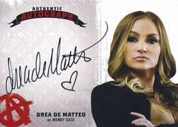 Sons of Anarchy S45 Auto Drea De Matteo