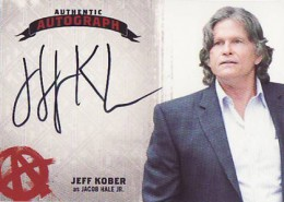 Sons of Anarchy S45 Auto Jeff Kober