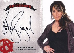 Sons of Anarchy Seasons 4 and 5 Autographs Guide 20
