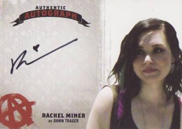 Sons of Anarchy S45 Auto Rachel Miner