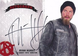 Sons of Anarchy Seasons 4 and 5 Autographs Guide 5