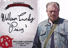 Sons of Anarchy Seasons 4 and 5 Autographs Guide 18