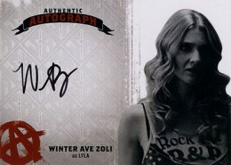 Sons of Anarchy S45 Auto Winter Ave Zoli