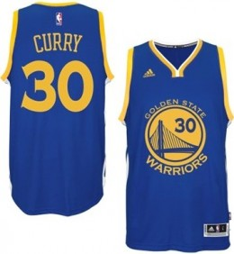 Stephen Curry Golden State Warriors 2014-15 jersey
