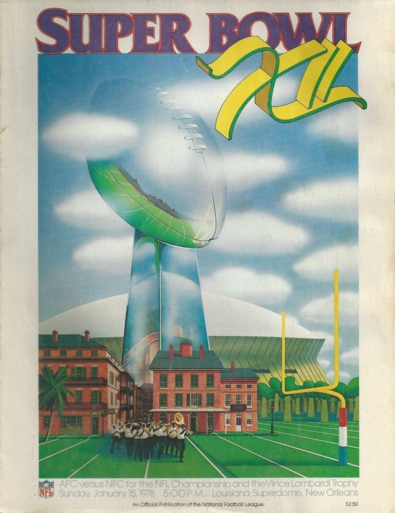 Ultimate Super Bowl Programs Collecting Guide 14
