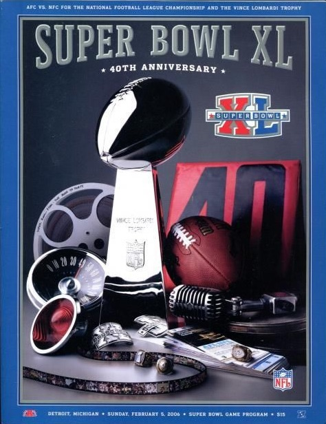 Ultimate Super Bowl Programs Collecting Guide 42