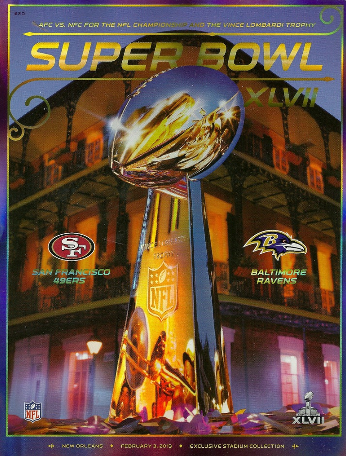 Ultimate Super Bowl Programs Collecting Guide 49