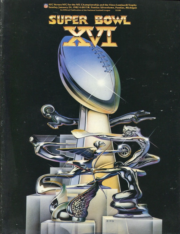 Ultimate Super Bowl Programs Collecting Guide 18